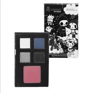 Tokidoki eyeshadow palette with blush - Sephora